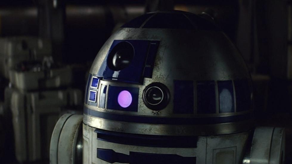 Ook R2-D2 klaar met 'Star Wars: Episode IX'