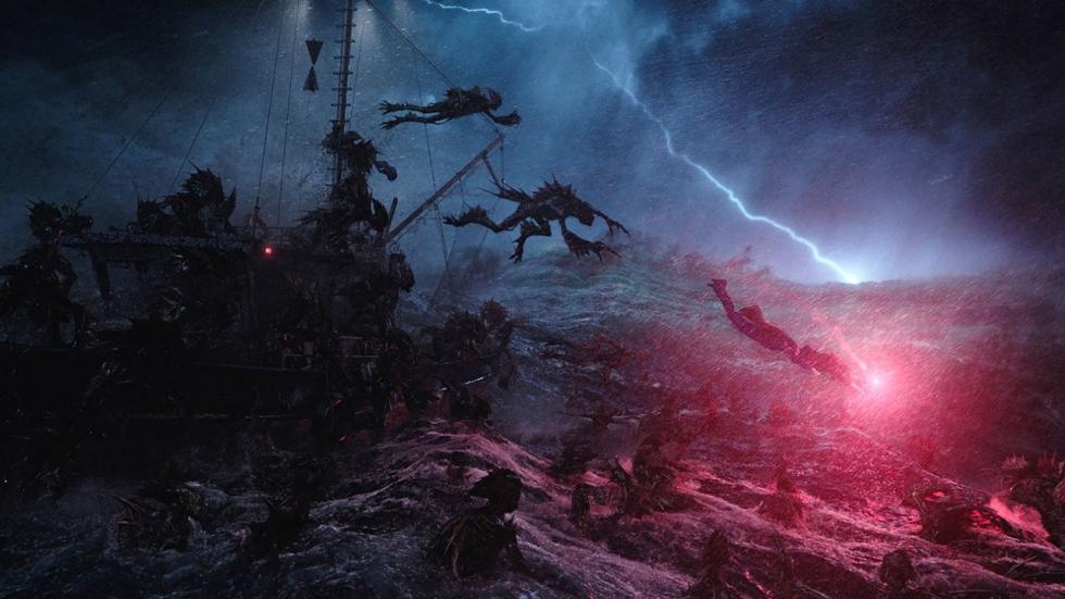 Krijgen we een 'Aquaman' Cinematic Universe?