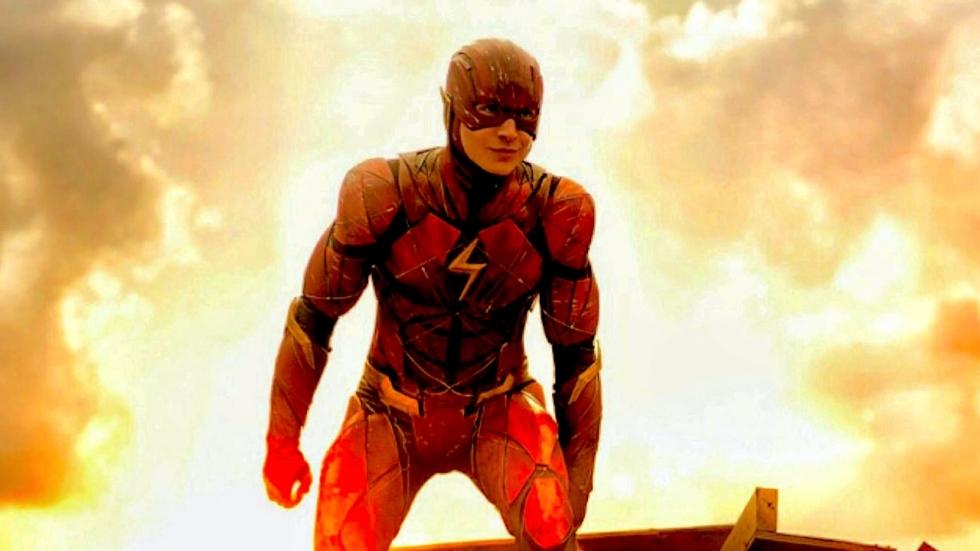 Nieuwe foto: Zack Snyder onthult alternatief pak The Flash voor 'Justice League'
