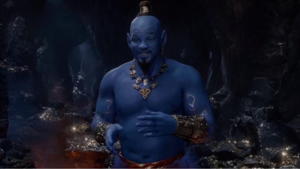 Blauwe Will Smith? Nog zeven beroemde blauwe filmpersonages!