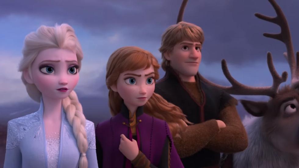 Teaser trailer 'Frozen 2' online!