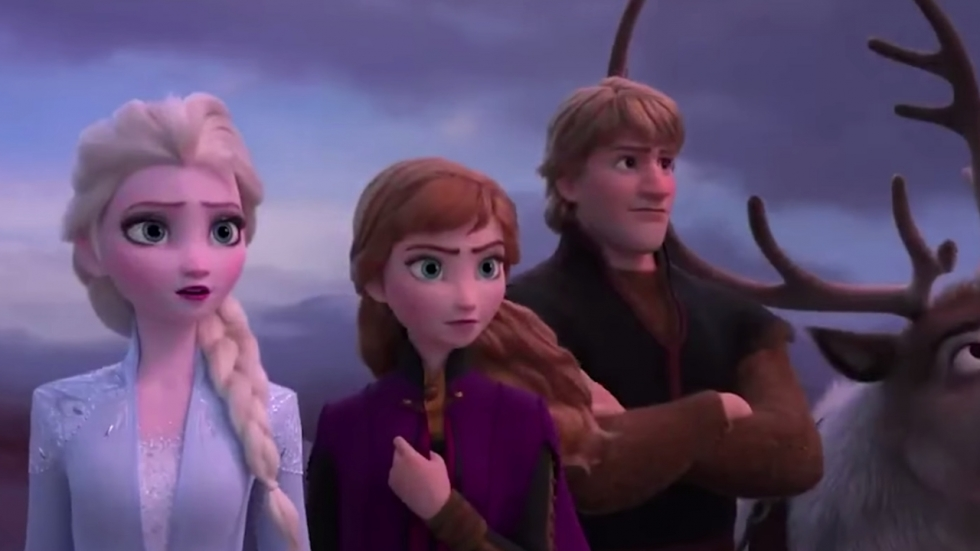 Nieuwe personages 'Frozen 2' onthuld