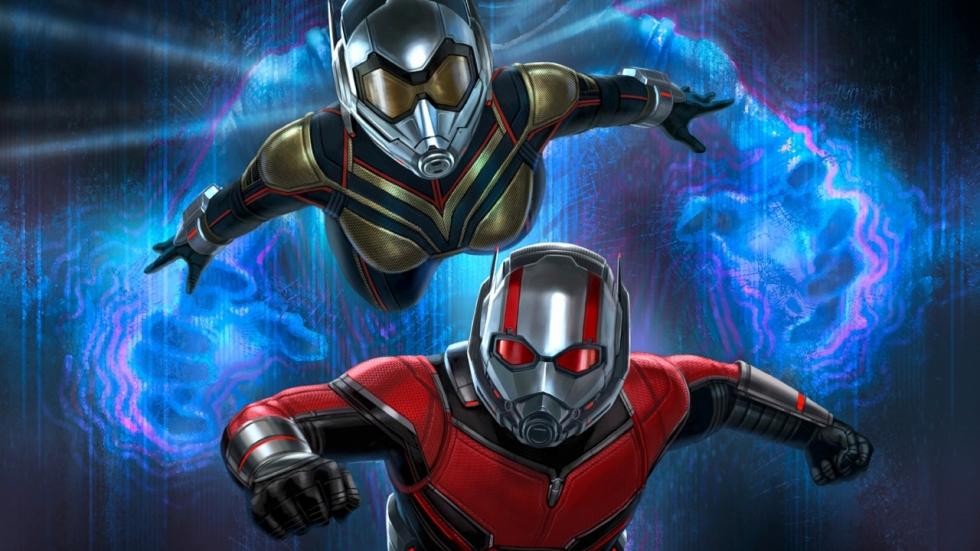 Werk aan 'Ant-Man 3' is gestart!