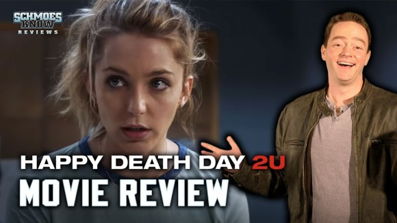 Schmoes Knows - Happy death day 2u movie review