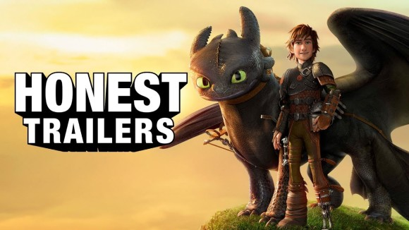 ScreenJunkies - Honest trailers - how to train your dragon