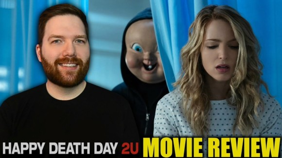 Chris Stuckmann - Happy death day 2u - movie review