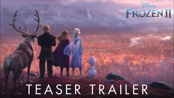 Frozen 2 - teaser trailer