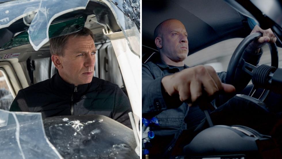 Nieuwe data voor 'Bond 25', 'Dune' en 'Fast and Furious 9'