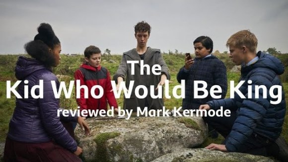 Kremode and Mayo - The kid who would be king reviewed by mark kermode
