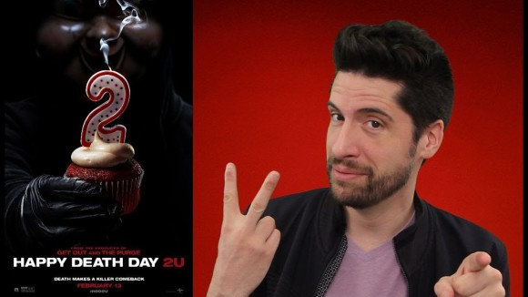Jeremy Jahns - Happy death day 2u - movie review