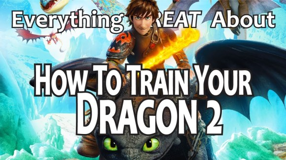 CinemaWins - Everything great about how to train your dragon 2!