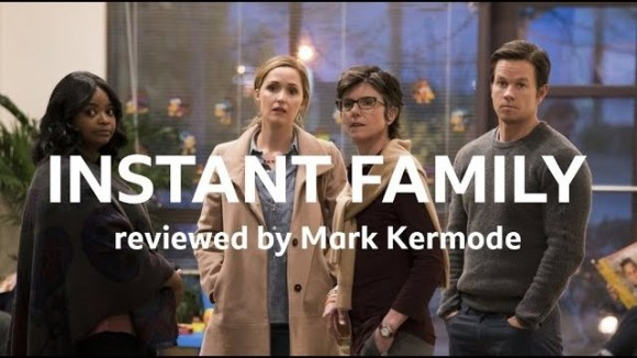Kremode and Mayo - Instant family reviewed by mark kermode