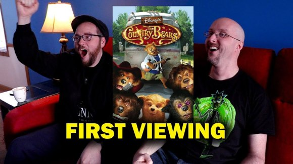 Channel Awesome - The country bears - first viewing