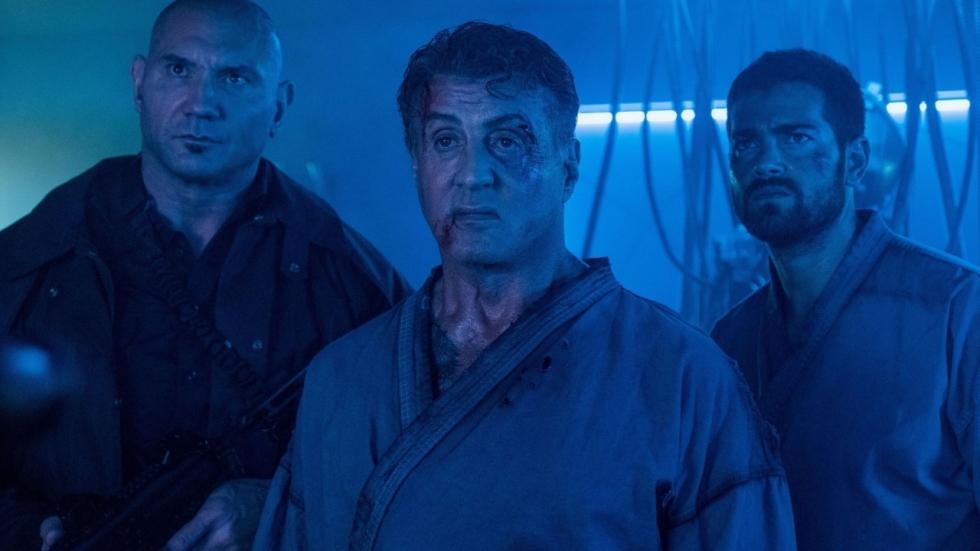 Stallone noemt 'Escape Plan 2' slechter dan slecht