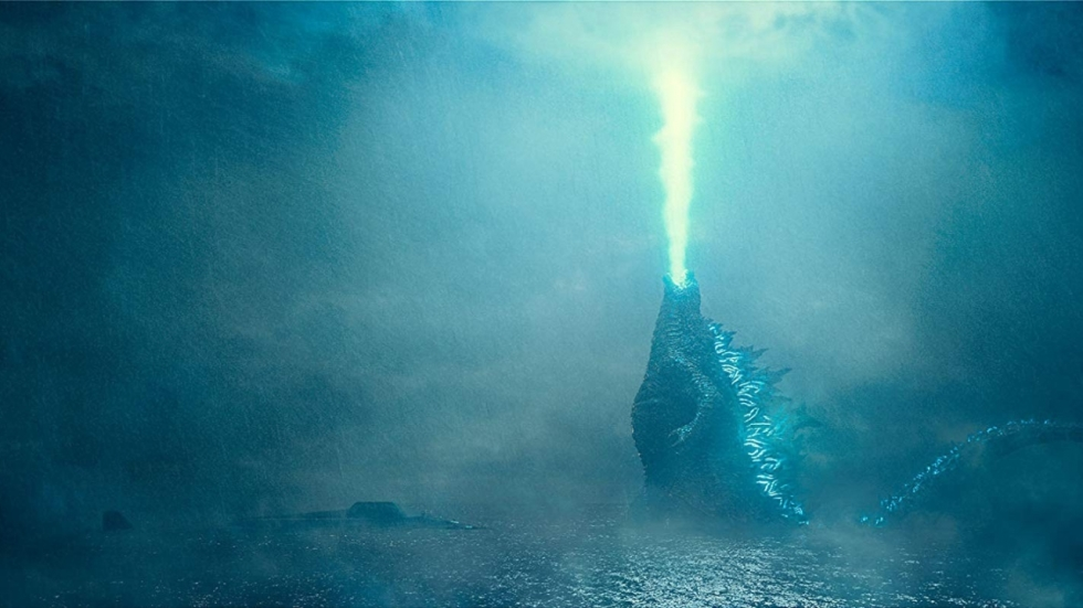 Gave Kaiju-actie in TV-trailer 'Godzilla: King of the Monsters'