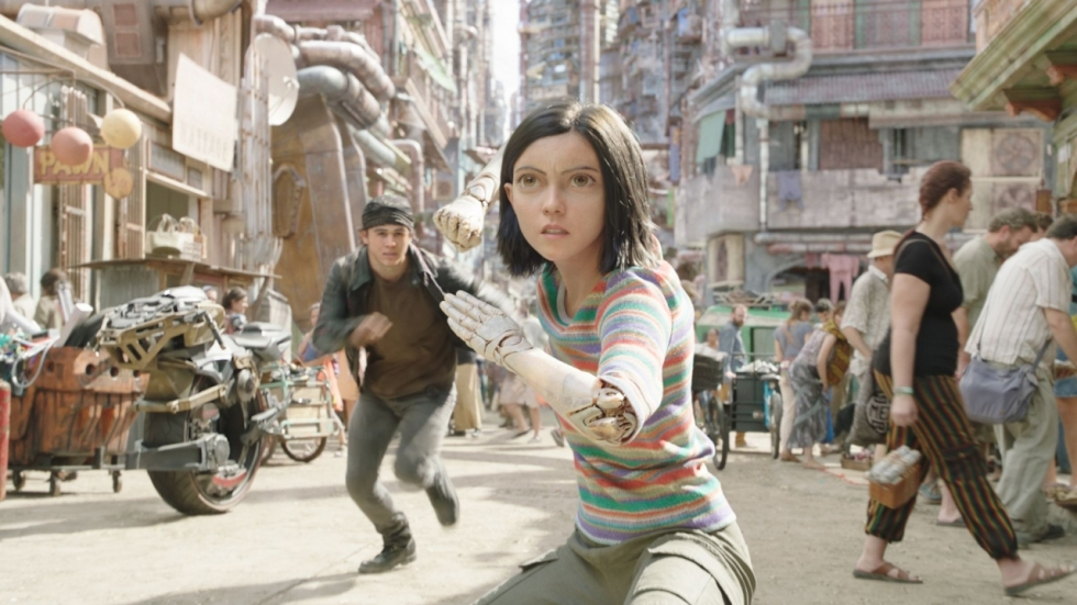 11 films met vrouwelijke robots!