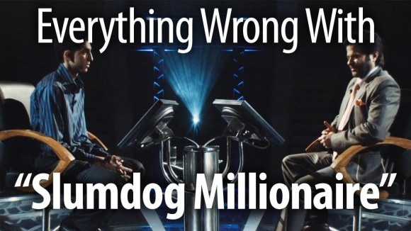 CinemaSins - Everything wrong with slumdog millionaire