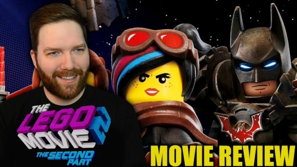 Chris Stuckmann - The lego movie 2: the second part - movie review