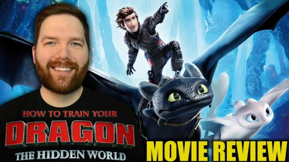 Chris Stuckmann - How to train your dragon: the hidden world - movie review