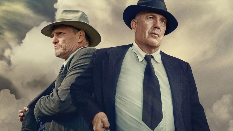 Netflix onthult trailer prijzige misdaadfilm 'The Highwaymen'