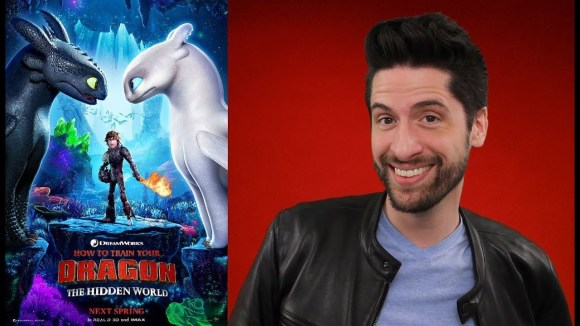 Jeremy Jahns - How to train your dragon: the hidden world - movie review