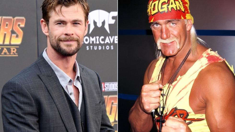 Chris Hemsworth = Hulk Hogan!
