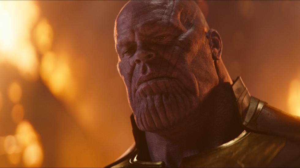 Opvallend: Avengers-films eindigen met lachende Thanos