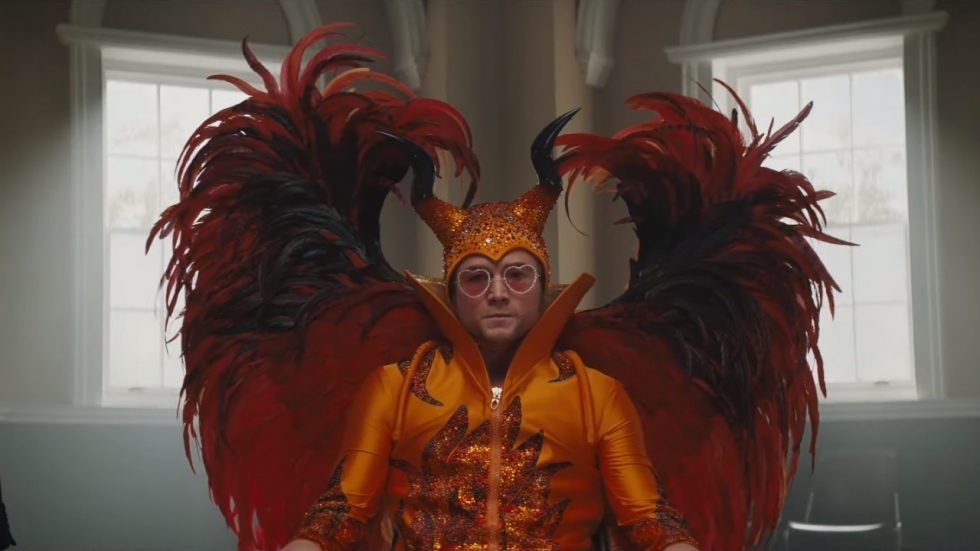 Muzikaal geweld in trailer 'Rocketman'!