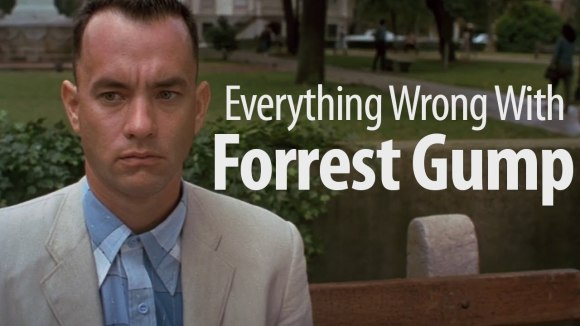 CinemaSins - Everything wrong with forrest gump in 16 minutes or less