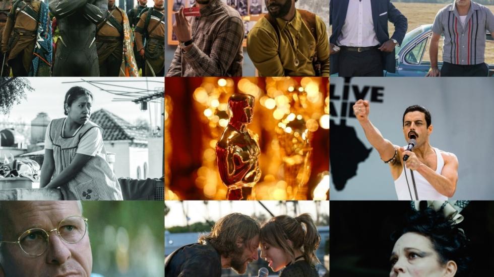 Poll: Wie wint de Oscar voor Beste film?