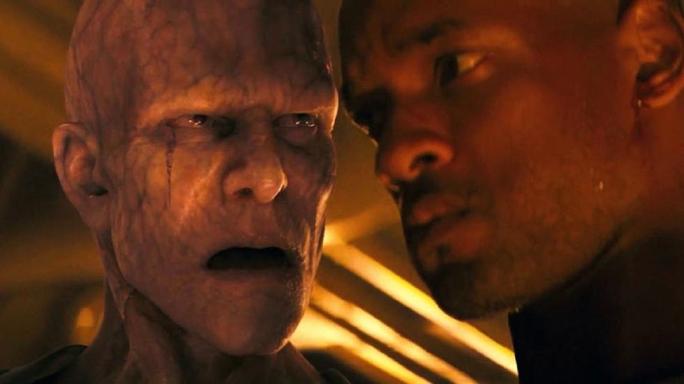 Onthullende foto's 'I Am Legend'-monsters van Ridley Scott