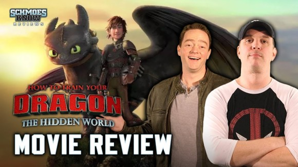 Schmoes Knows - How to train your dragon: the hidden world
