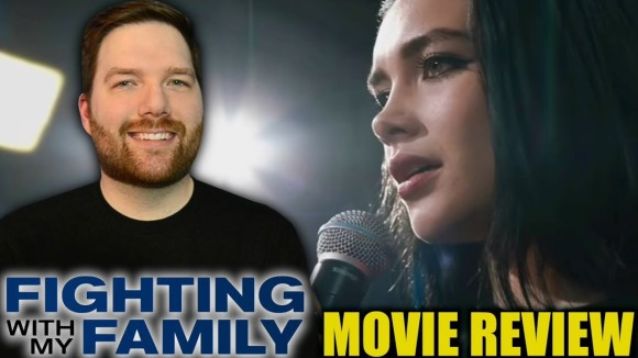 Chris Stuckmann - Fighting with my family - movie review