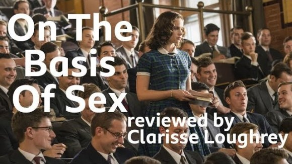 Kremode and Mayo - On the basis of sex reviewed by clarisse loughrey