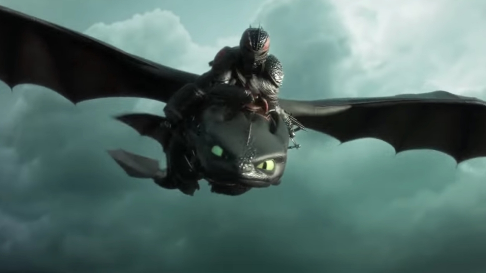 Hoe 'How to Train Your Dragon' toch verder kan