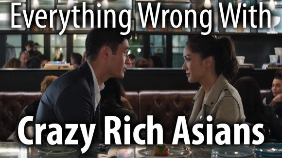 CinemaSins - Everything wrong with crazy rich asians