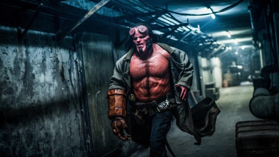 'Hellboy' wordt keihard R-rated