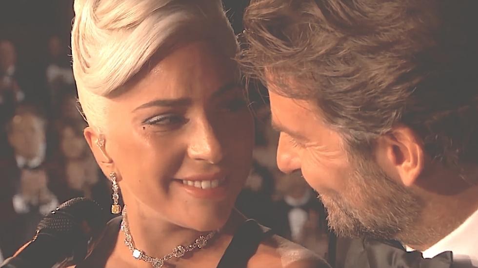 'Lady Gaga rolt ogen na vraag over geruchten vreemdgaan Bradley Cooper'