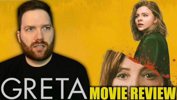 Chris Stuckmann - Greta - movie review