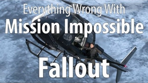 CinemaSins - Everything wrong with mission impossible: fallout