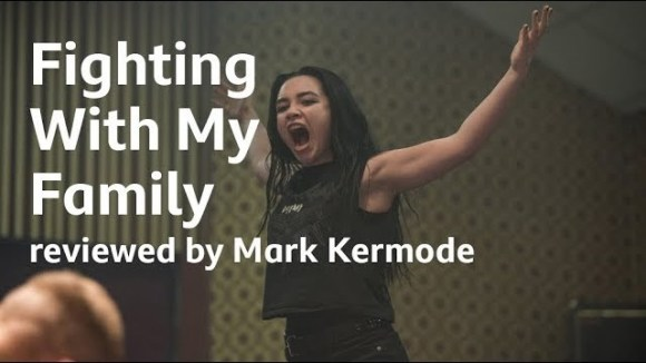 Kremode and Mayo - Fighting with my family reviewed by mark kermode