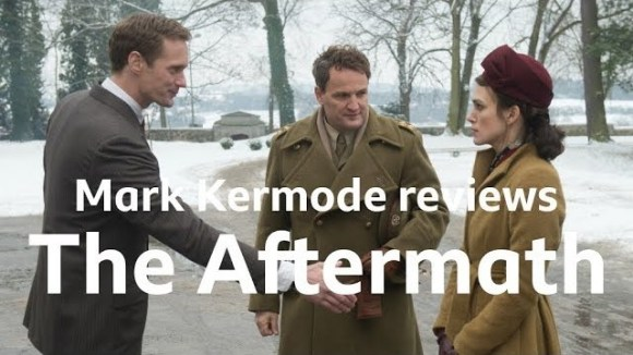 Kremode and Mayo - The aftermath reviewed by mark kermode