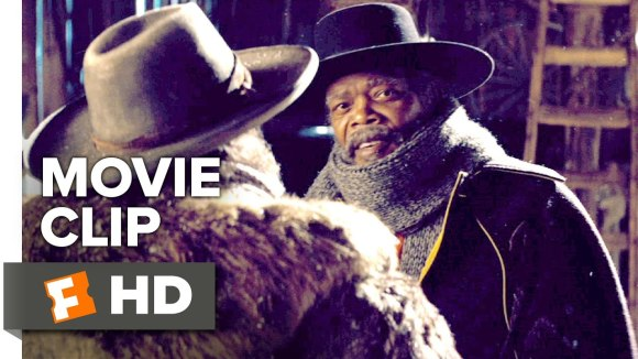 THE HATEFUL EIGHT Movie Clip - Everybody's Got A Mother