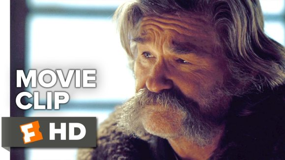 THE HATEFUL EIGHT Movie Clip - Frontier Justice