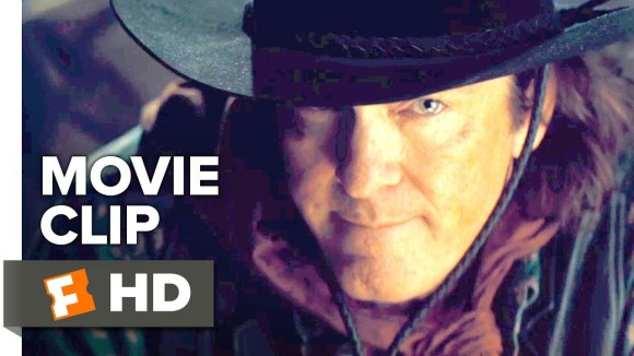 THE HATEFUL EIGHT Movie Clip - My Life's Story