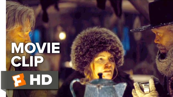 THE HATEFUL EIGHT Movie Clip - In Cahoots