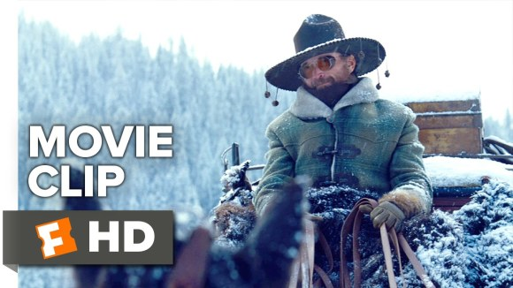 THE HATEFUL EIGHT Movie Clip - Got Room for One More?