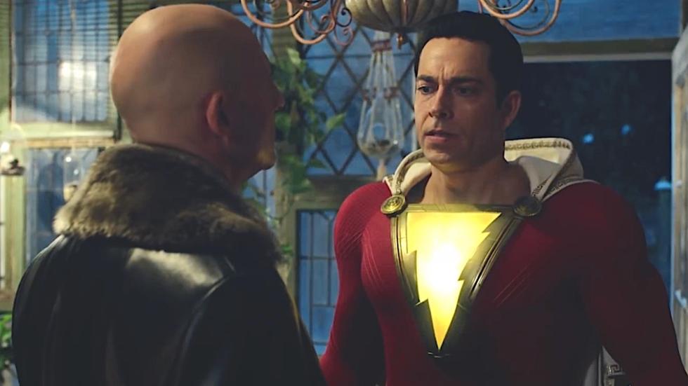 Tweede trailer 'Shazam!' toont onhandige superheld & Batman als wapen