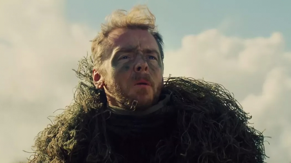 Simon Pegg's indrukwekkende fysieke transformatie voor film 'Inheritance'
