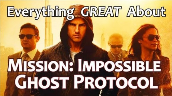 CinemaWins - Everything great about mission: impossible ghost protocol!